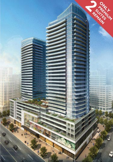 The Madison Condos at Yonge & Eglinton
